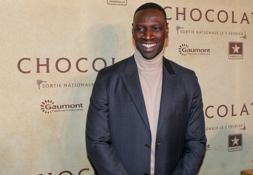 Chocolat : Photo promotionnelle Omar Sy