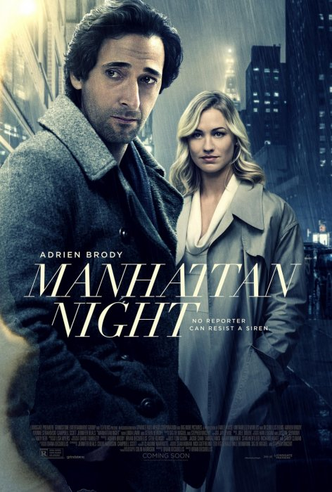 Manhattan Night : Affiche