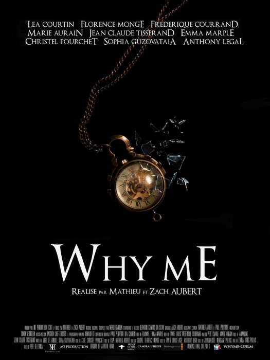 Why me? : Affiche