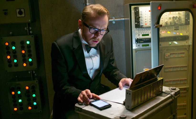 Mission: Impossible - Rogue Nation : Photo Simon Pegg