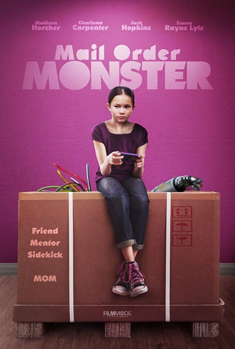 Mail Order Monster : Affiche