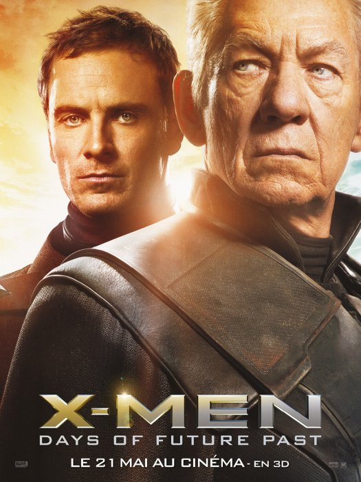 X-Men: Days of Future Past : Affiche