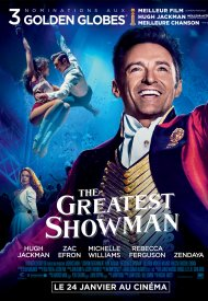 Affiche de The Greatest Showman