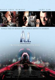 Affiche de A.I. Intelligence artificielle