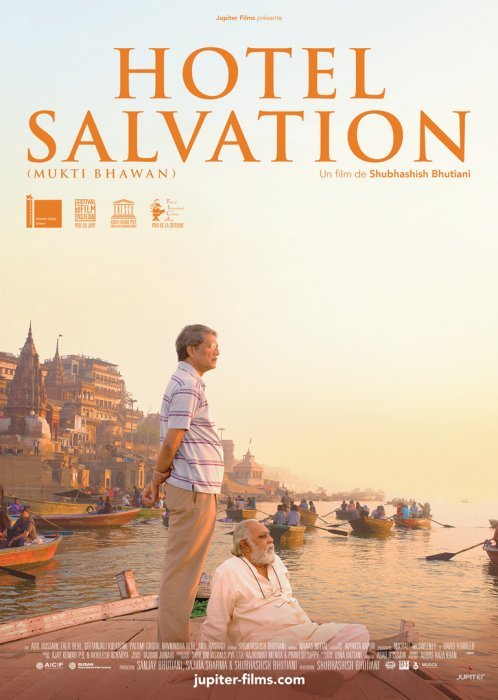 Hotel Salvation : Affiche