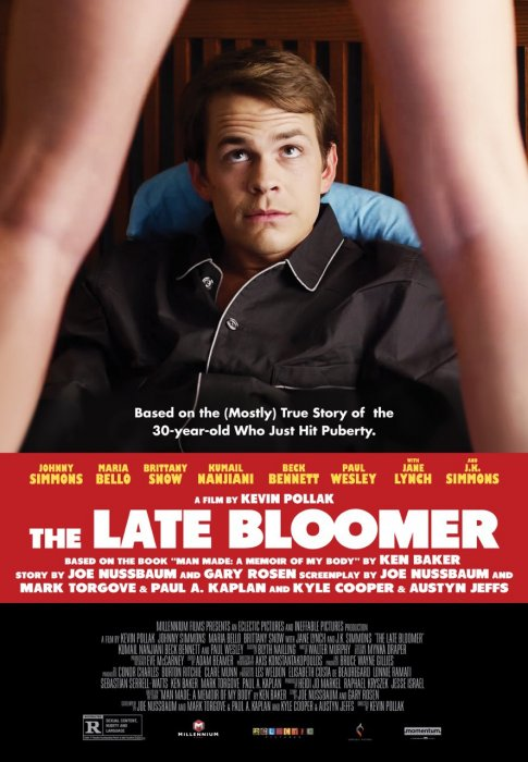 The Late Bloomer : Affiche