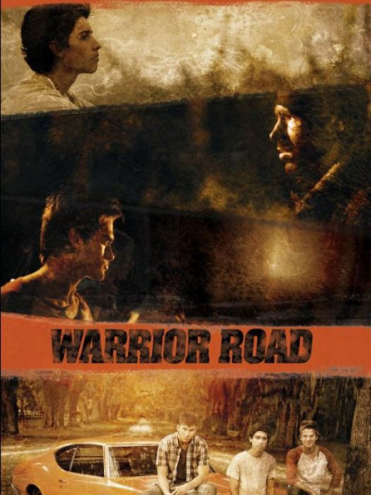 Warrior Road : Affiche