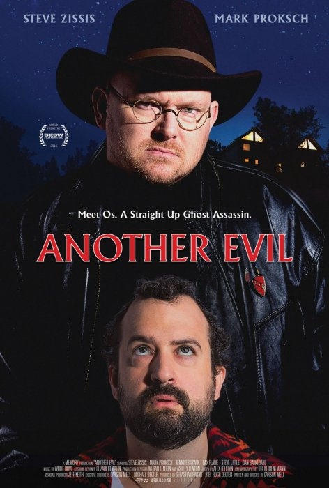 Another Evil : Affiche