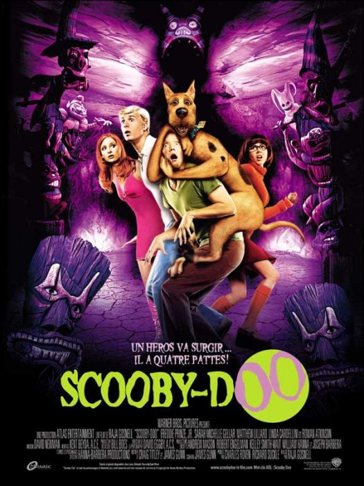 Scooby-Doo : Affiche