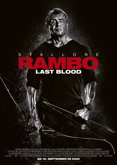 Rambo: Last Blood : Affiche