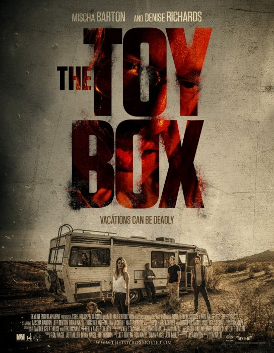 The Toybox : Affiche