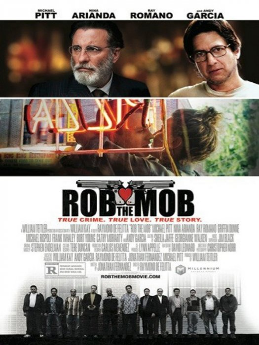 Rob the Mob : Affiche