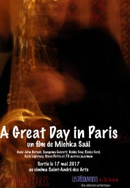 Affiche de A Great Day in Paris