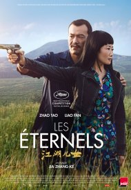 Affiche de Les Eternels (Ash is purest white)