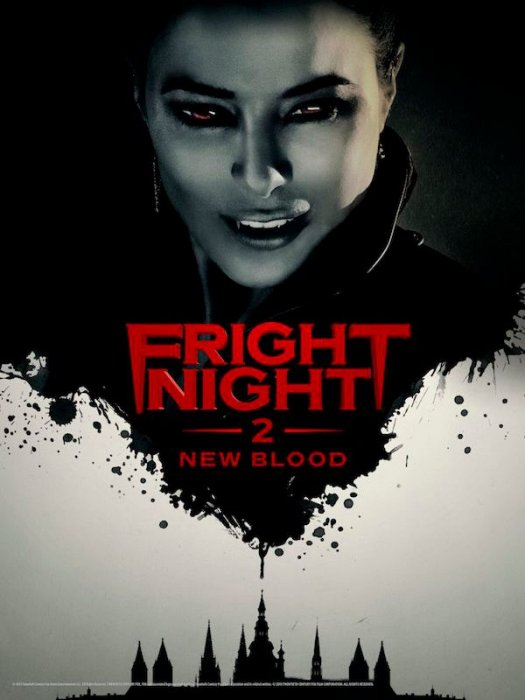 Fright Night 2 : Affiche