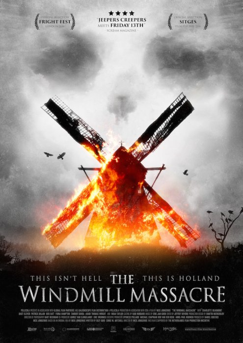 The Windmill Massacre : Affiche