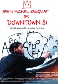 Affiche de Jean Michel Basquiat - Downtown 81