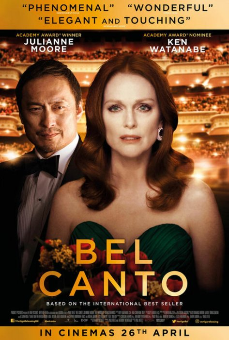 Bel Canto : Affiche