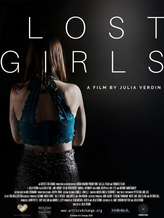 Angie: Lost Girls : Affiche