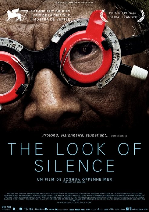The Look of Silence : Affiche