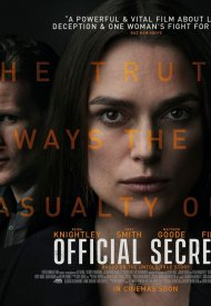 Affiche de Official Secrets