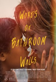 Affiche de Words On Bathroom Walls