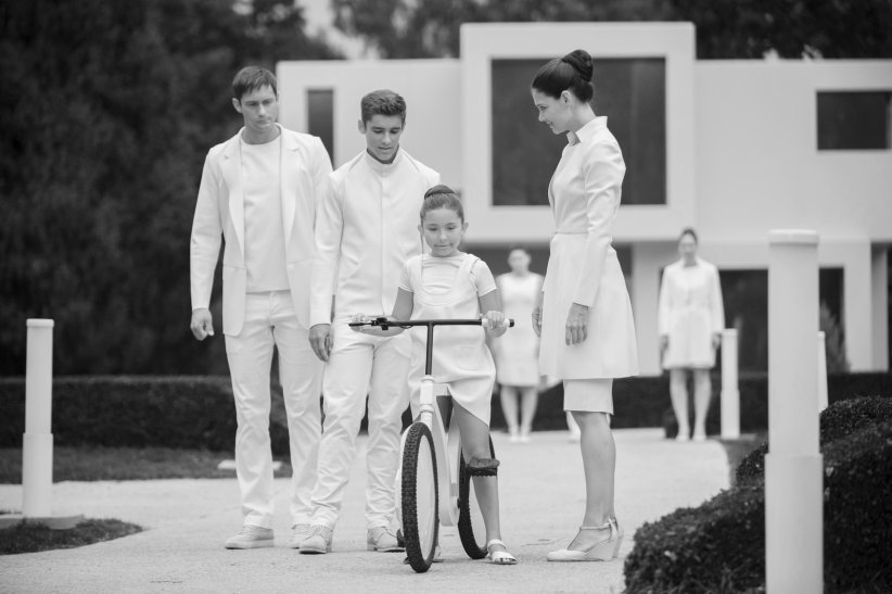 The Giver : Photo Alexander Skarsgård, Brenton Thwaites, Emma Tremblay, Katie Holmes