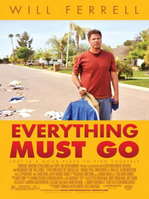 Everything Must Go : Affiche