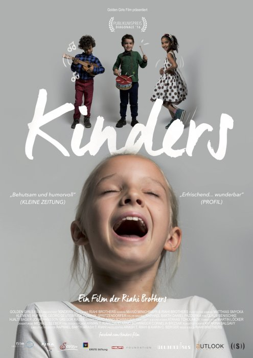 Kinders : Affiche
