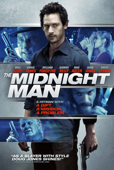 The Midnight Man : Affiche