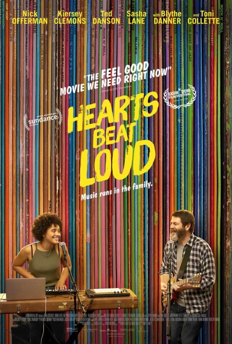 Hearts Beat Loud : Affiche