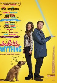 Affiche de Absolutely Anything