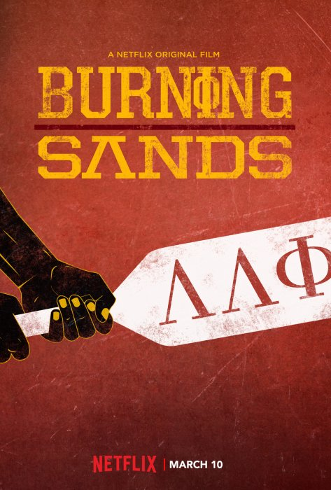 Burning Sands : Affiche