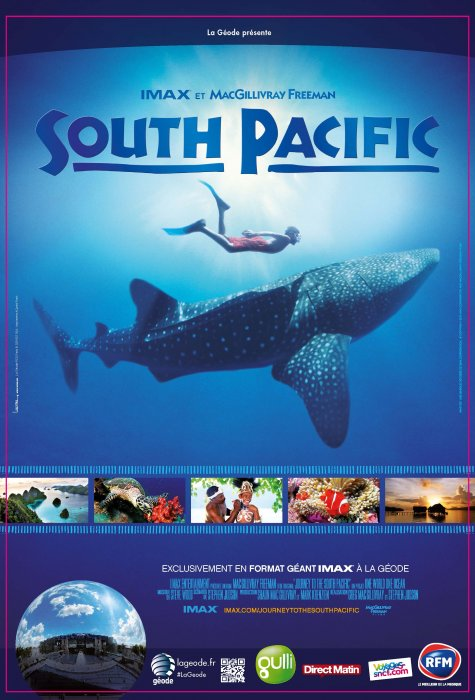South Pacific : Affiche