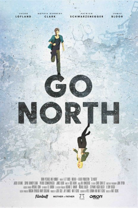 Go North : Affiche