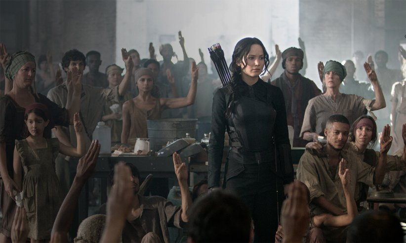 Hunger Games - La Révolte : Partie 1 : Photo