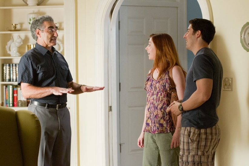 American Pie 4 : photo Alyson Hannigan, Eugene Levy, Jason Biggs