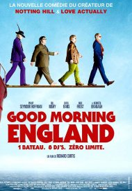 Affiche de Good Morning England