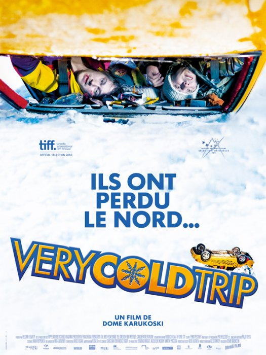 Very Cold Trip : affiche