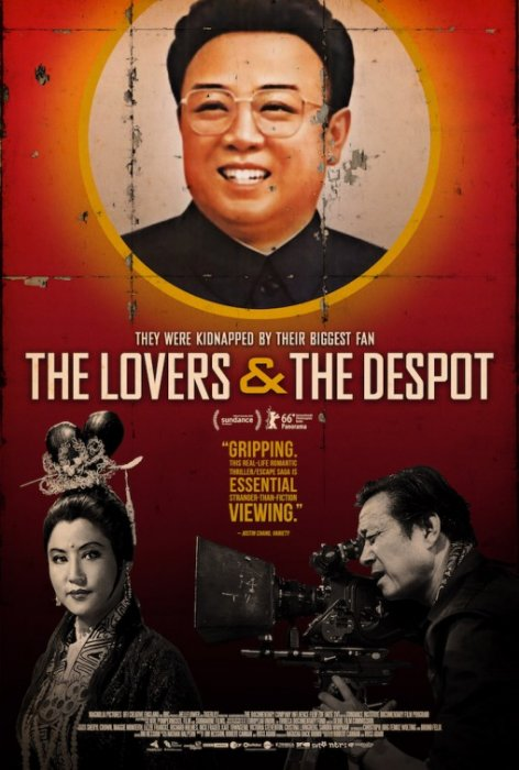 The Lovers and the Despot : Affiche