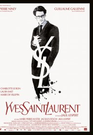 Affiche de Yves Saint-Laurent