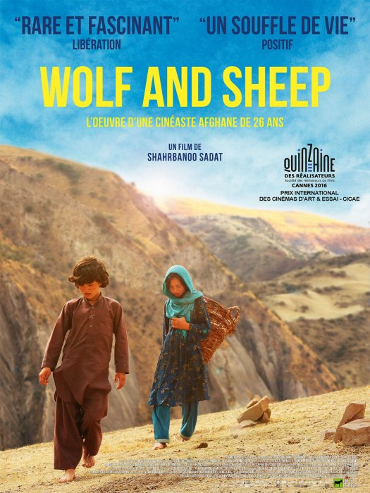 Wolf And Sheep : Affiche