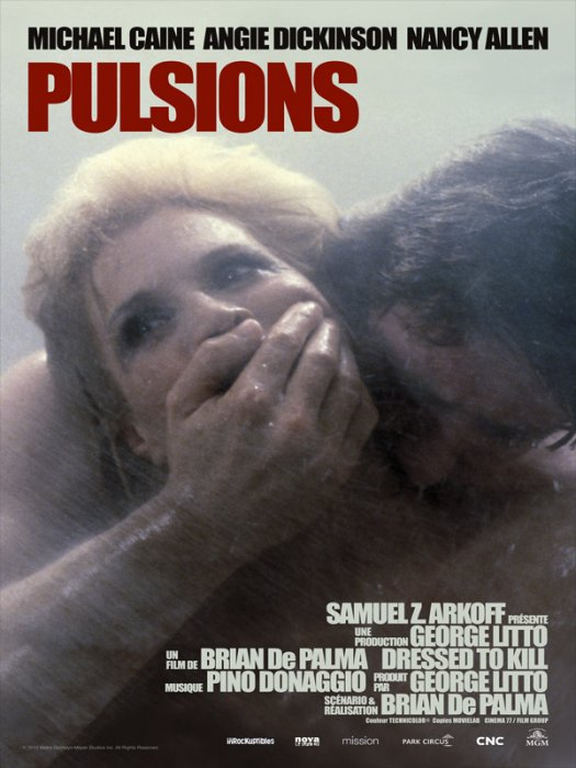 Pulsions : Affiche