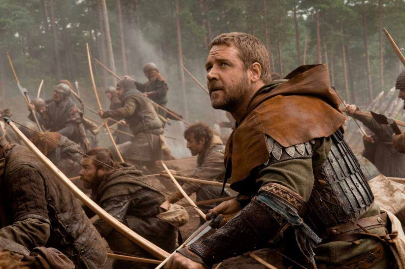 Robin des Bois : Photo Russell Crowe