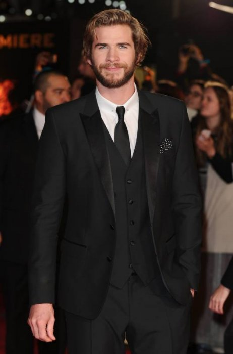 Hunger Games - La Révolte : Partie 1 : Photo promotionnelle Liam Hemsworth