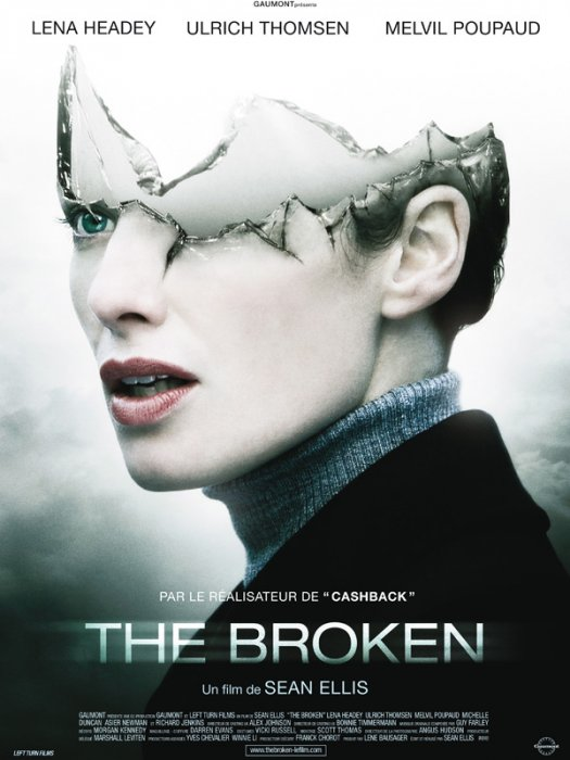 The Broken : Affiche Sean Ellis