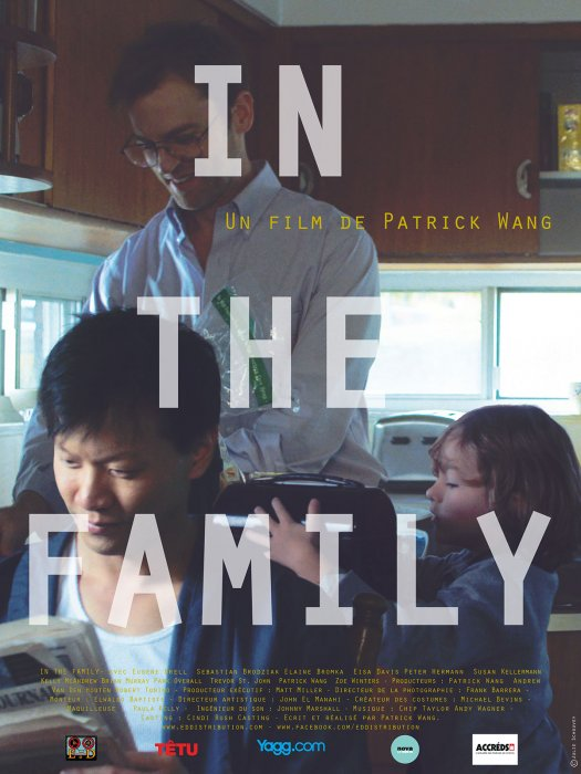 In the Family : Affiche