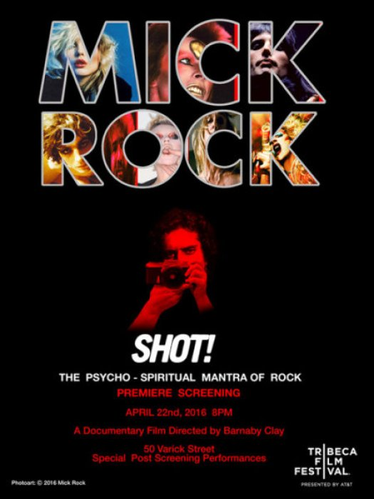 SHOT! the Psycho-Spiritual Mantra of Rock : Affiche