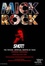 Affiche de SHOT! the Psycho-Spiritual Mantra of Rock