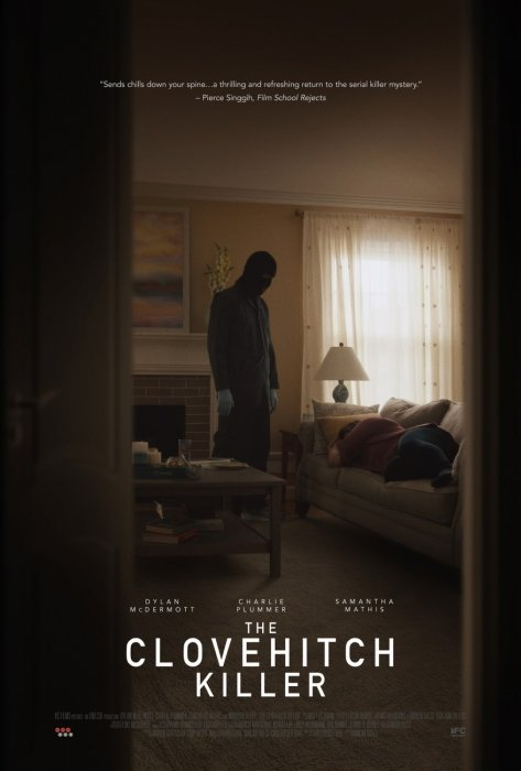 The Clovehitch Killer : Affiche